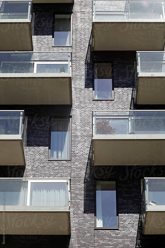 balconies by Rene de Haan for Stocksy United