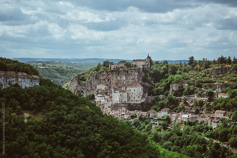 Rocamadour by Nicolas Cazard for Stocksy United