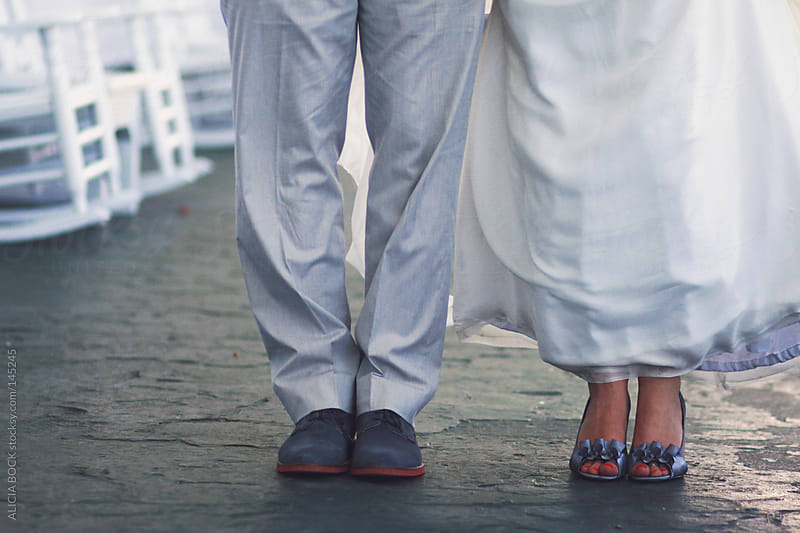 Wedding Shoes by ALICIA BOCK for Stocksy United