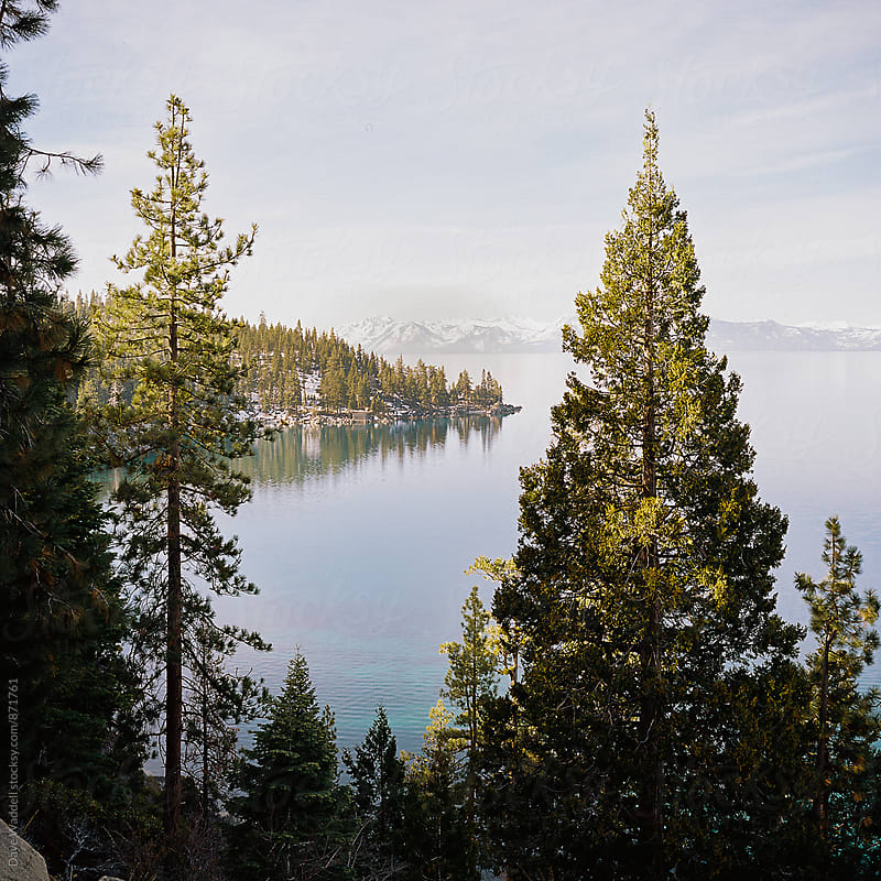 Lake Tahoe by Dave Waddell for Stocksy United
