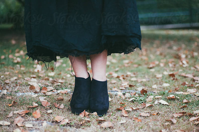 Witch' shoes by Giada Canu for Stocksy United