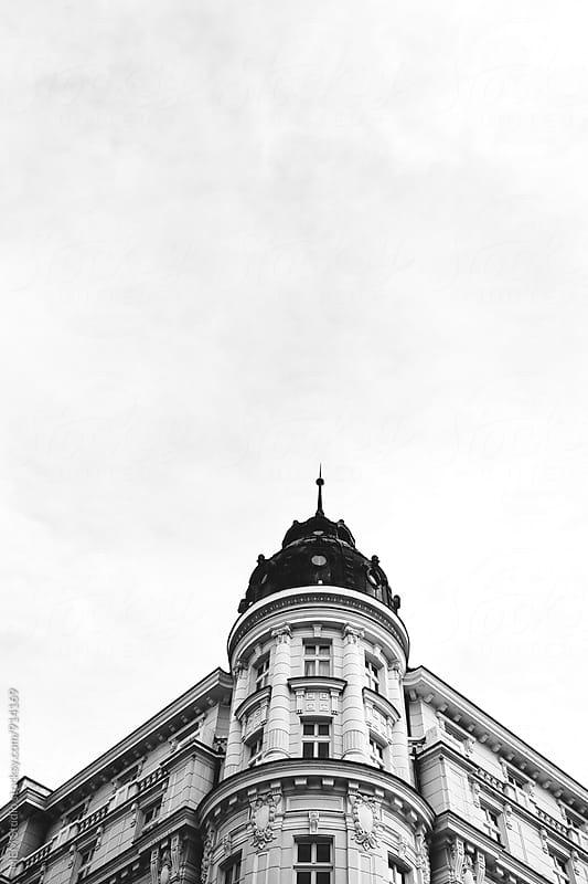 Old building by MEM Studio for Stocksy United