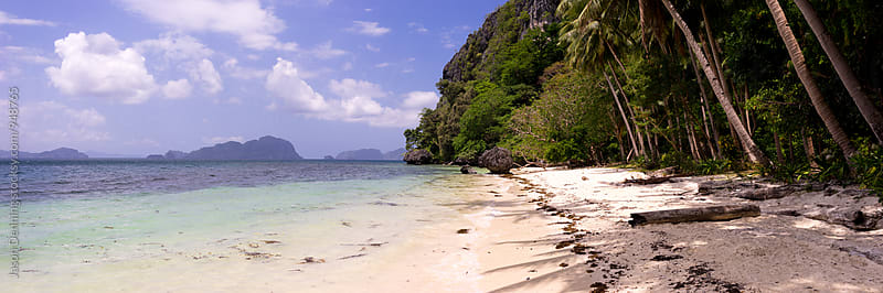 Rustic Beach of El Nido by Jason Denning for Stocksy United