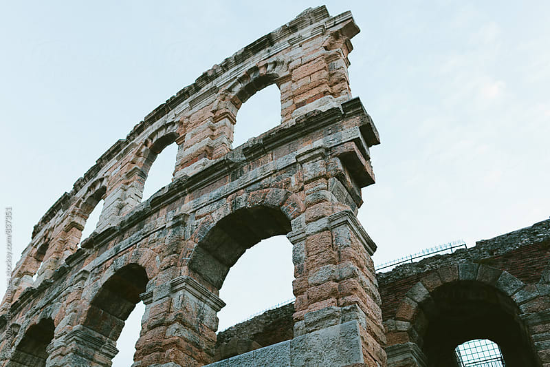 Arena di Verona by Good Vibrations Images for Stocksy United