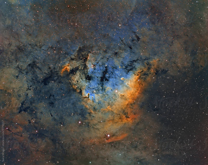 NGC7822 by Sara Wager for Stocksy United