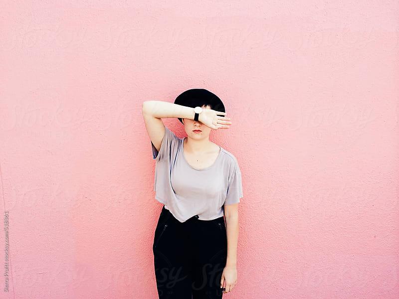 pretty in pink by Sierra Pruitt for Stocksy United