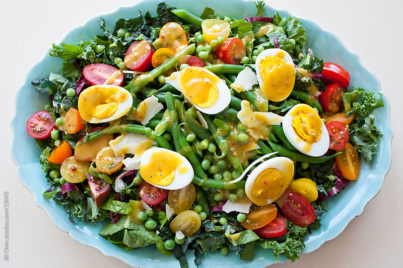 Salad Platter by Jill Chen for Stocksy United