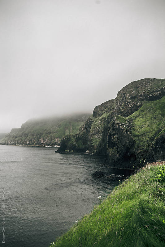 THE EMERALD ISLE by Danny Owens for Stocksy United