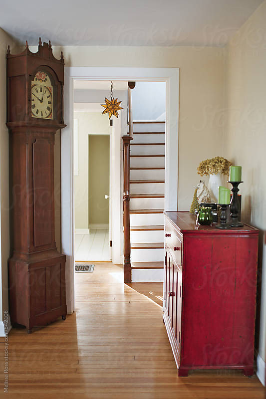 Sunlit entryway. by Melissa Ross for Stocksy United