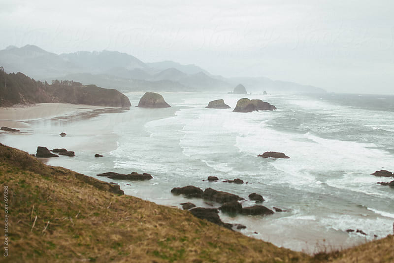 Ecola State Park by Carl Zoch for Stocksy United