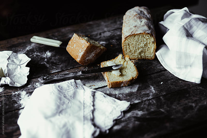 Bread by Jovana Vukotic for Stocksy United