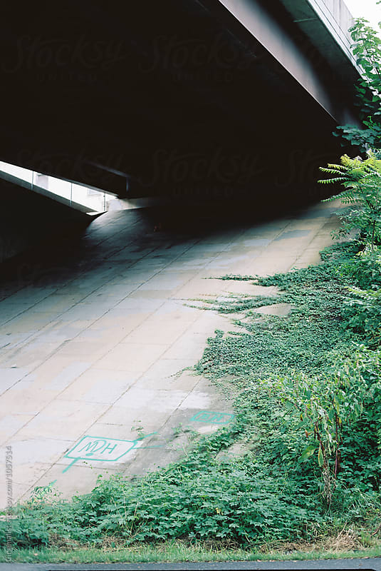 Underpass by Cinemalist for Stocksy United