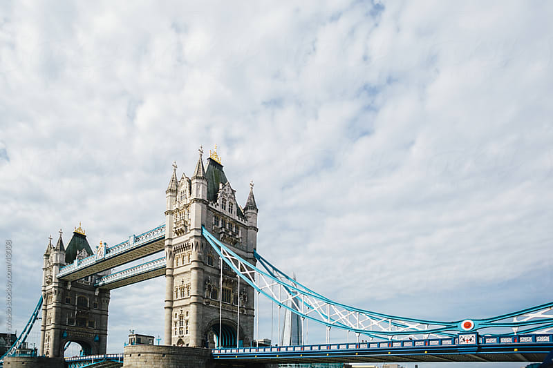 Tower Bridge by michela ravasio for Stocksy United