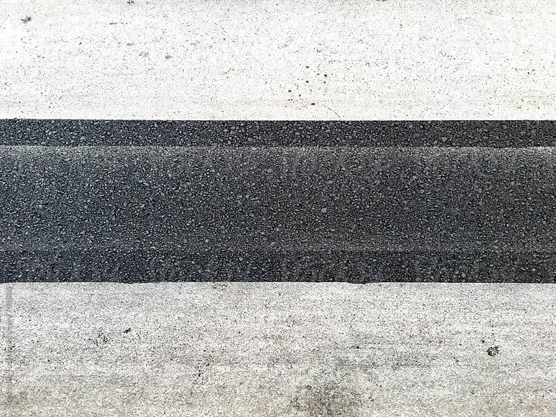 Crosswalk details by Tommaso Tuzj for Stocksy United