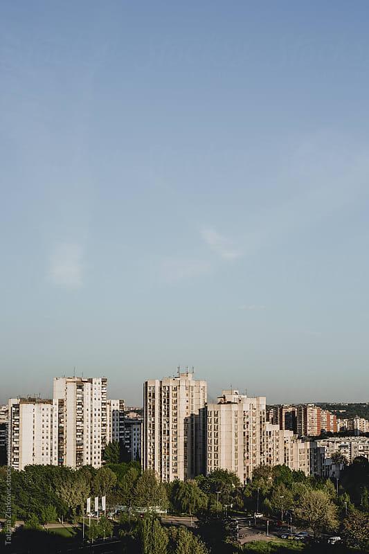 Urban landscape by Tatjana Ristanic for Stocksy United