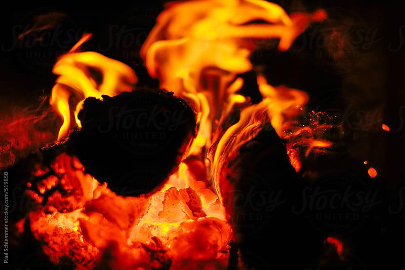 burn by Paul Schlemmer for Stocksy United