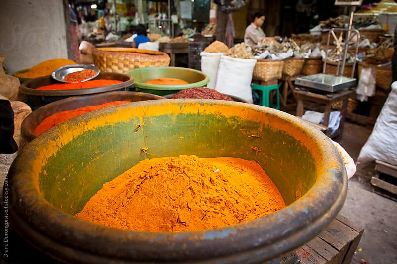 Spice Market by Diane Durongpisitkul for Stocksy United