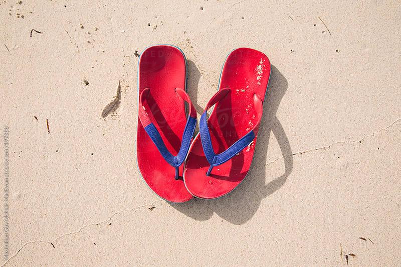 Summer Feet by Maximilian Guy McNair MacEwan for Stocksy United