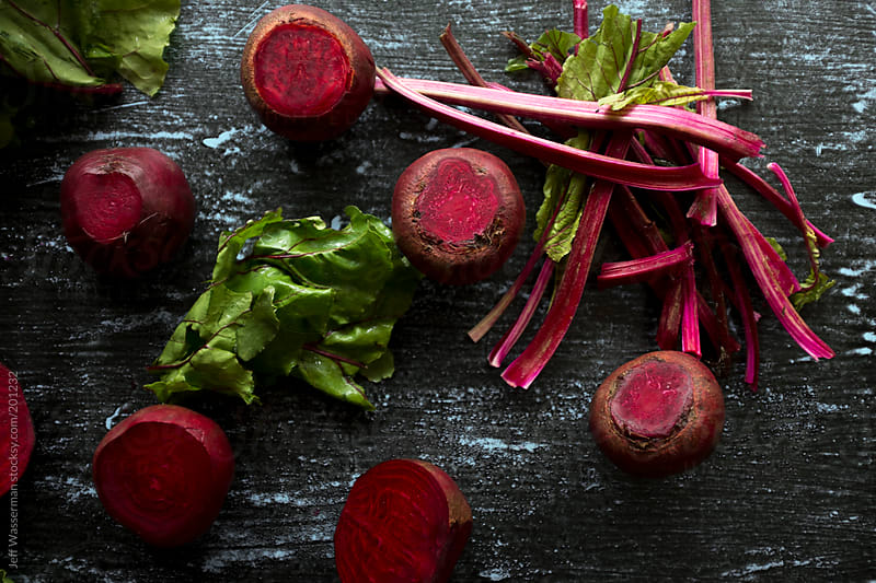 Raw Organic Beets by Studio Six for Stocksy United