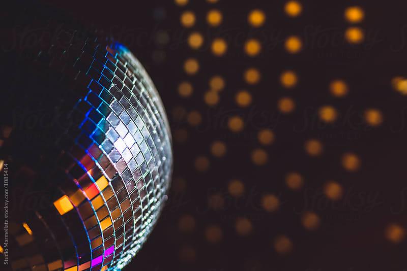 Disco ball vintage by Juri Pozzi for Stocksy United