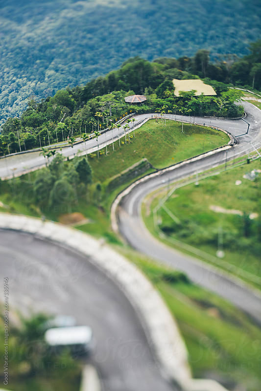 Winding Road by Good Vibrations Images for Stocksy United