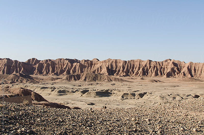 Barren Hills of balochistan ! by Agha Waseem Ahmed for Stocksy United