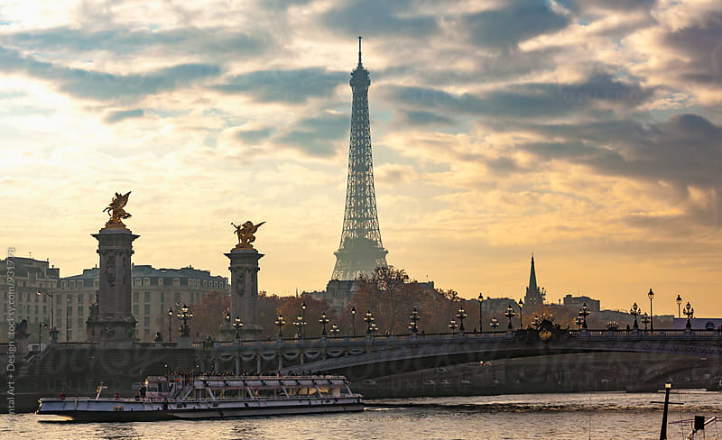 Paris by Mental Art + Design for Stocksy United