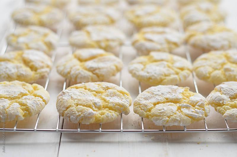 lemon crinkles by Julie Rideout for Stocksy United