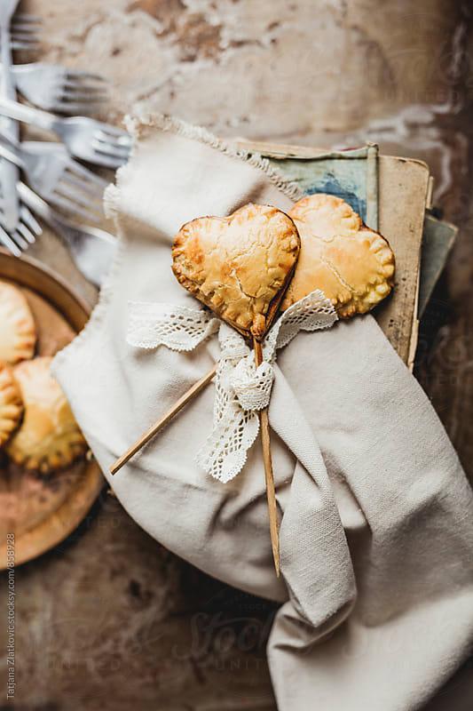 Homemade pie pops by Tatjana Ristanic for Stocksy United