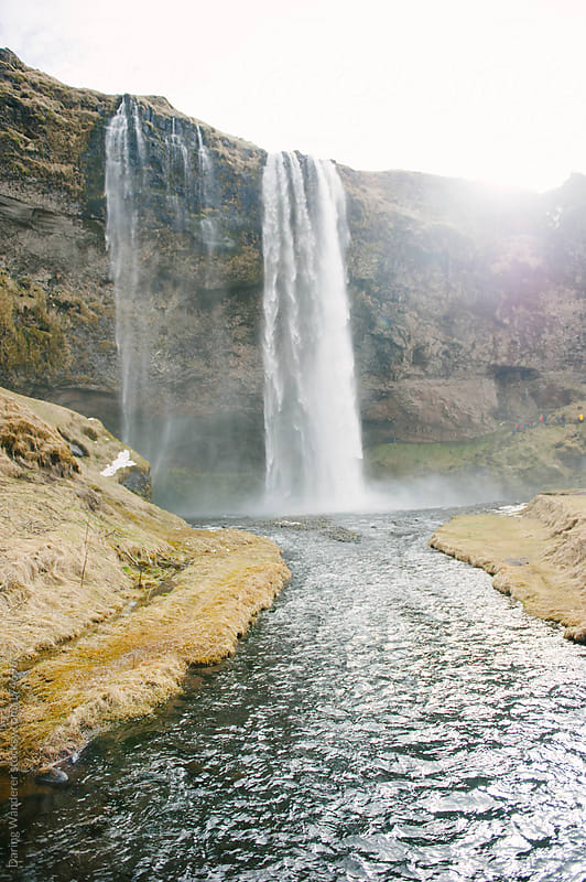 Seljalandsfoss, Iceland by Daring Wanderer for Stocksy United
