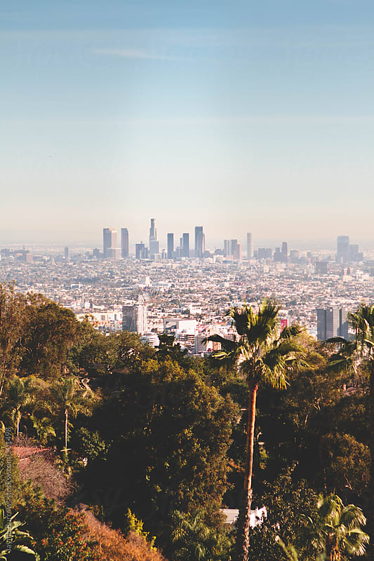 Los Angeles by Jayme Burrows for Stocksy United