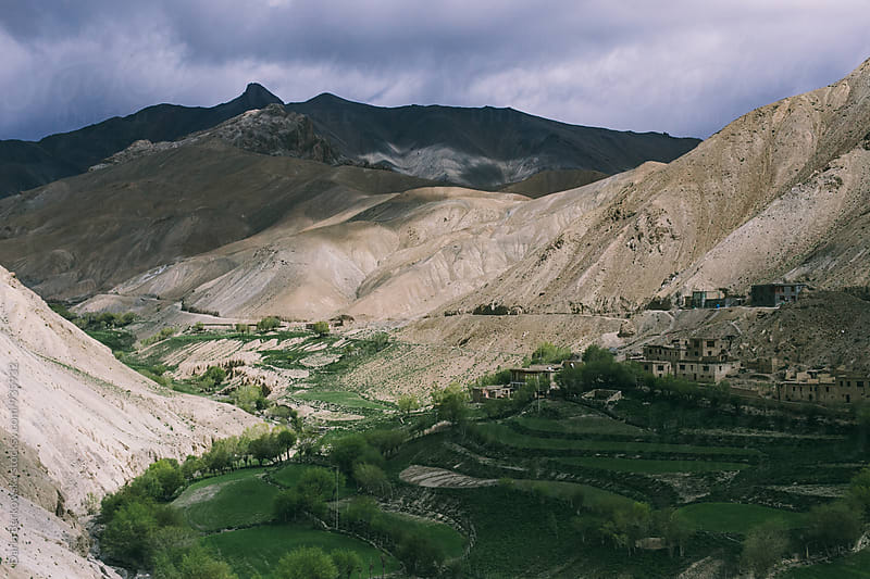 Ladakh, India by Daria Berkowska for Stocksy United