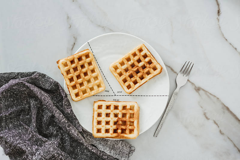 Waffles by Tatjana Ristanic for Stocksy United