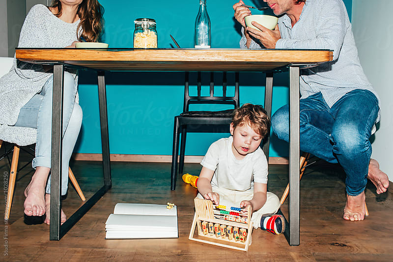 Family Time by Studio Firma for Stocksy United