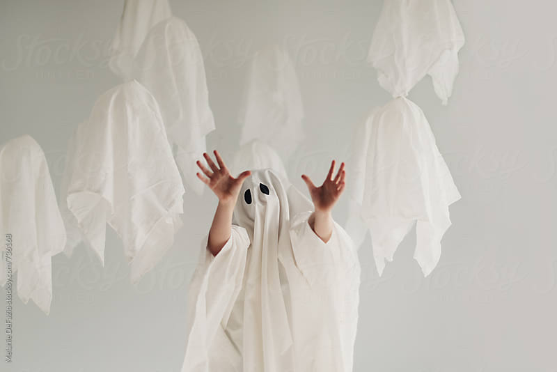 Ghost by Melanie DeFazio for Stocksy United