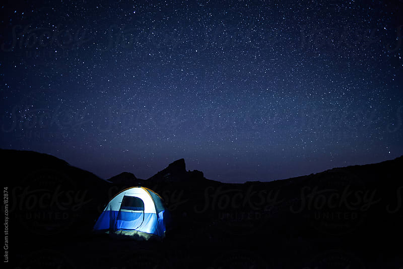 Camping by Luke Gram for Stocksy United