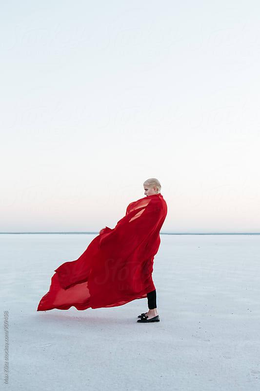 Salt & Solitude by Max Kütz for Stocksy United