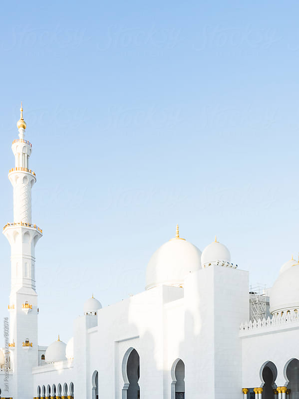 Arabic Mosque by Juri Pozzi for Stocksy United