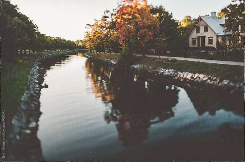 Liquid River by Ryan Ahern for Stocksy United