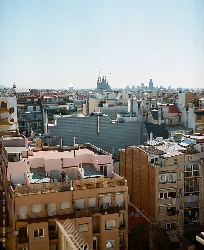 Barcelona by Milles Studio for Stocksy United