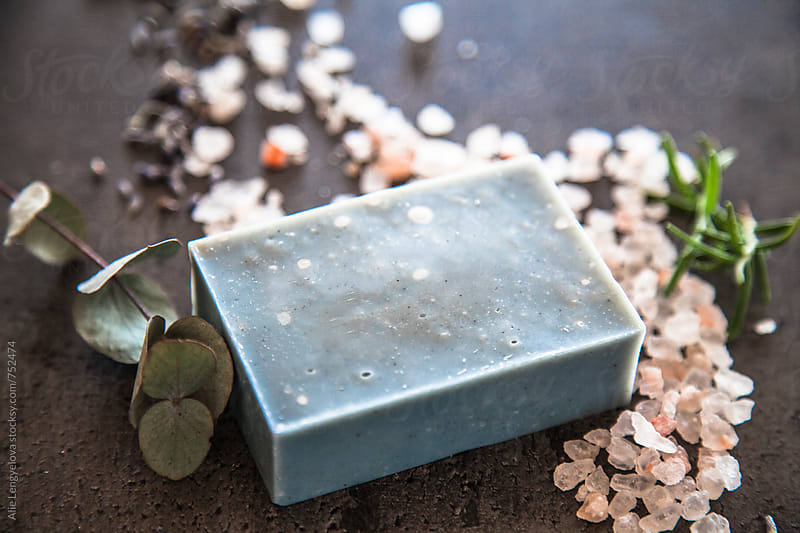 Organic Soap by Alie Lengyelova for Stocksy United