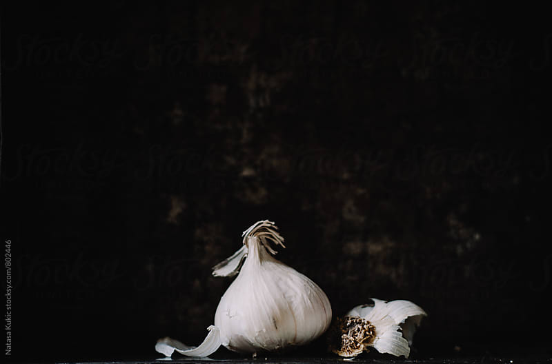 Garlic in many ways by Natasa Kukic for Stocksy United