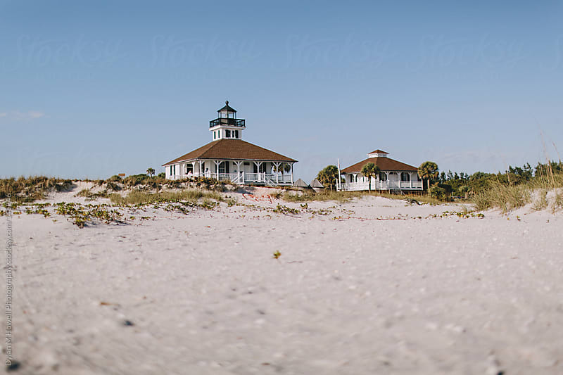 Beach House at Boca Grande by Dylan M Howell Photography for Stocksy United