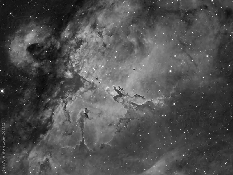 M16 The Pillars of Creation by Sara Wager for Stocksy United