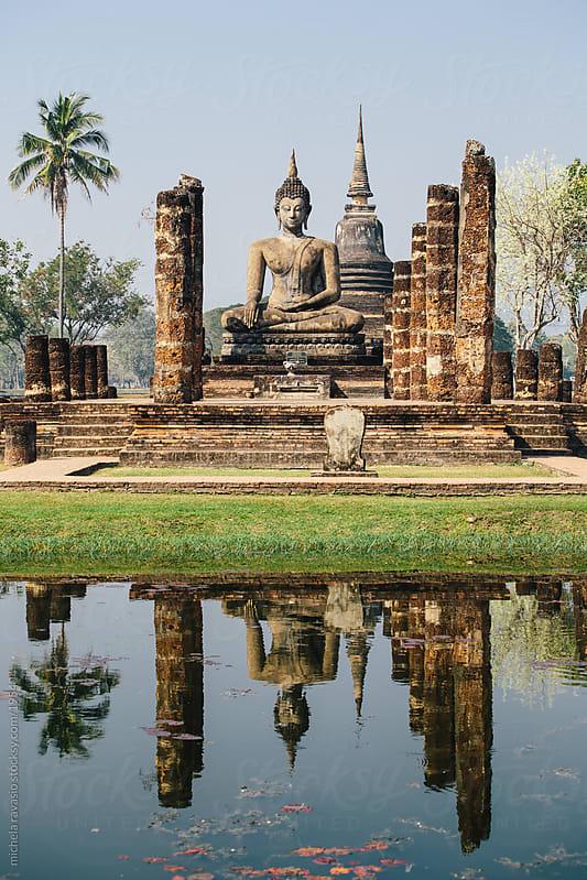 Buddha statue by michela ravasio for Stocksy United