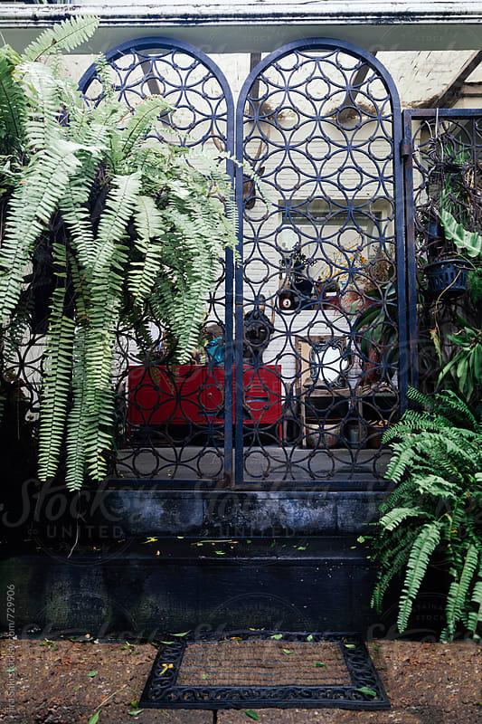 gate by jira Saki for Stocksy United