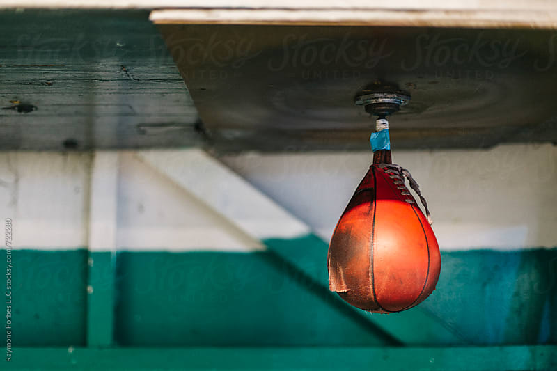 Punching Bag by Raymond Forbes LLC for Stocksy United