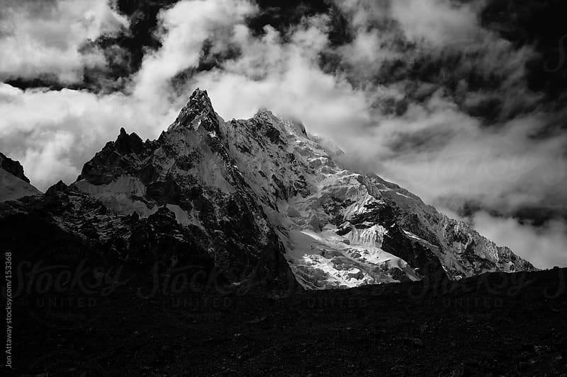 Salcantay, Peru by Jon Attaway for Stocksy United