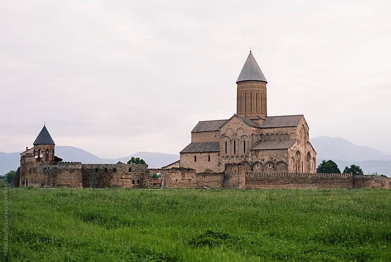 Alaverdi Monastery by Milles Studio for Stocksy United