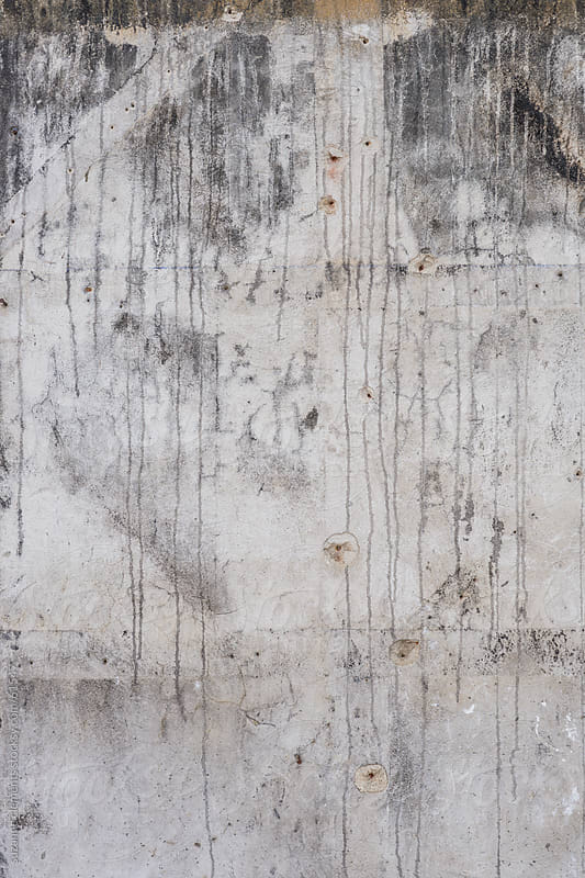Dirty Burned Wall by suzanne clements for Stocksy United